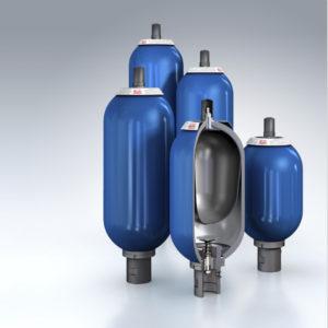 Hydroakumulatory pęcherzowe BLAK